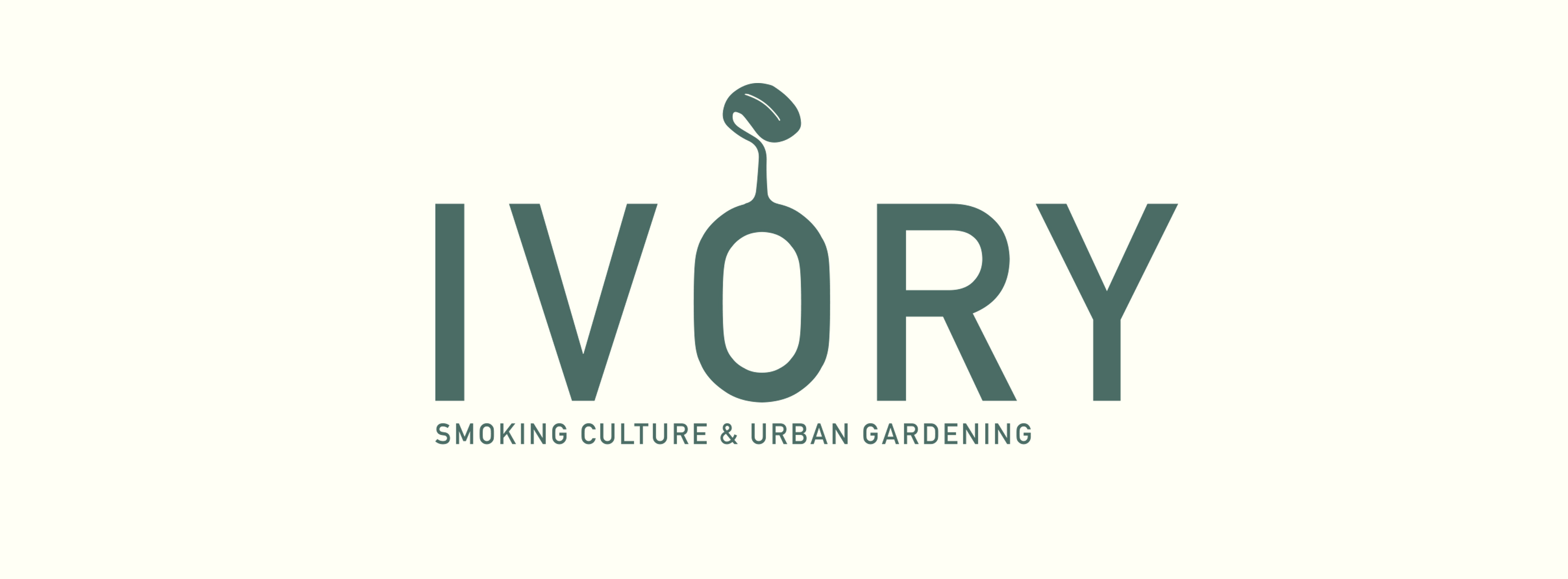 IVORY Stuttgart Smoking Culture & Urban Gardening