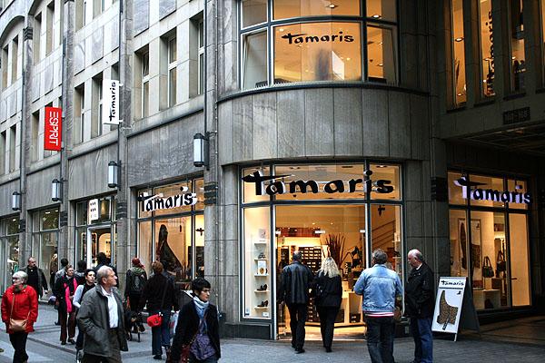 tamaris flagship store k ln in k ln. Black Bedroom Furniture Sets. Home Design Ideas